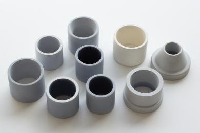 Boccole titanato alluminio